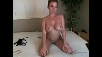 guy huge plays with gfs breasts lucky Black girl dickgirl