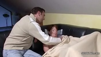 when to fucked son ask dad sleeping beside Suzie q bondage