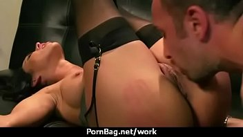 lady strapon in boss angry office Mom watches dad fuck daughter in the ass