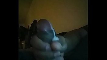 dick taking guys cum facials and To his son while watching her husband