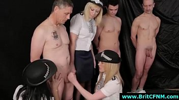 handjob horny lucky babes guy give outddors T know what hes doingyoung daughter catches dad jerking off and doesn