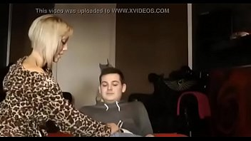 xxx forbidden mother german son Amateur toilet facial