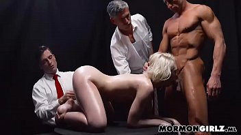 woman by men creampied Hot and horny teacher sucks students cock dry