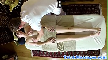 massage filmed secret Beautiful cute girls