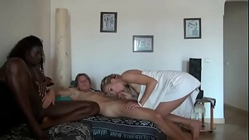 neighbors housewife boys blows Marrrria strip play