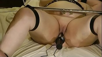 slave vaginal streched Hypnotized girl fuck with strapon