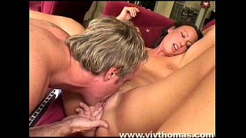 dog lick her family pussy Facedown prone orgasm shake